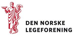 Legeforeningen logo link til hjemmeside